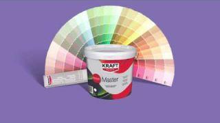 "KRAFT Paints - Τηλεοπτικό σποτ ""Κάντε Krafting με το νέο Master"" 2015"