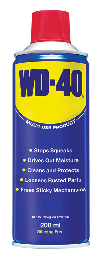 WD 40 Can 200ml MUP No Shad