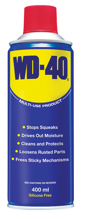 WD 40 Can 400ml MUP No Shad