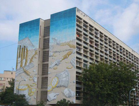 Urbanart: «Face Art - Δημόσιες Τοιχογραφίες»