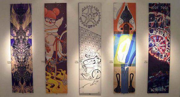 Urbanart: Το ποδήλατο σαν... έργο τέχνης