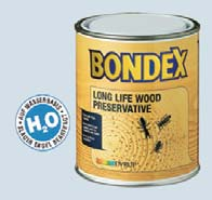 LONG LIFE WOOD PRESERVATIVE