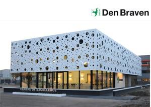 Νέο Κέντρο Εκπαίδευσης για τη συμπλήρωση 40 χρόνων από την ίδρυση της Den Braven