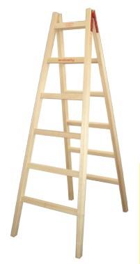 Ξύλινες σκάλες και καβαλέτα
