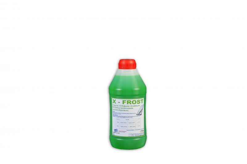 Αντιψυκτικό -51C ΕΩΣ 105 C<br /><br />Αντιψυκτικό – Αντιδιαβρωτικό – Αντικαθαλωτικό<br />ΜΗ ΤΟΞΙΚΟ με προπυλενογλυκόλη  για ηλιακούς θερμοσίφωνες<br />και δεν ενέχει κανέναν κίνδυνο για την υγεία και μπορεί να χρησιμοποιηθεί ως αντιψυκτικό υγρό ή μεταφοράς θερμότητας μέσω υγρών.