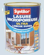 LASURE MICROPOREUSE ULTRA GEL