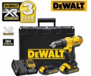 DCD776C-2AH Κρουστικό δραπ/τσάβιδο Dewalt