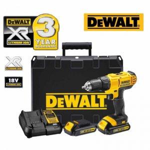 DCD776C-2AH Κρουστικό δραπ/τσάβιδο Dewalt